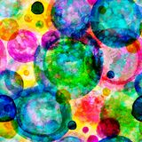 Abstraktes nahtloses Muster. Vektor, ENV 10 Stockbild