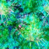 Abstraktes nahtloses Muster Vektor, ENV 10 Lizenzfreie Stockfotografie