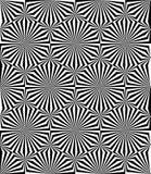 Abstraktes nahtloses Muster, vektorabbildung Stockfoto
