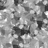 Abstraktes nahtloses Muster von Farbenanschlägen Stockfoto