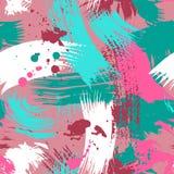 Abstraktes nahtloses vektormuster Lizenzfreie Stockbilder