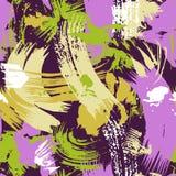 Abstraktes nahtloses vektormuster Stockfoto