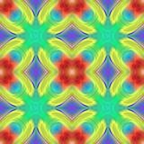 Abstraktes nahtloses Wiederholungsmuster vektor abbildung
