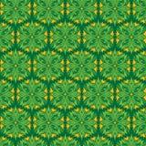 Abstraktes Natur-Vektor-Muster Lizenzfreies Stockbild