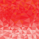 Abstraktes polygonales Lizenzfreie Stockfotografie
