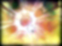 Abstraktes Positiv farbiger Hintergrund Lizenzfreie Stockbilder