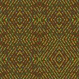 Abstraktes Punktmuster Stockbilder