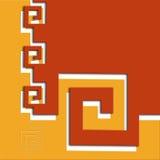 Abstraktes Puzzlespiel Stockfoto