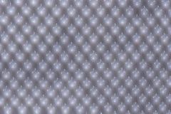Abstraktes Rautenhintergrund-Grauglas Stockbild