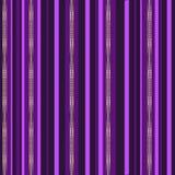 Abstraktes rosa, Purpur und Goldstreifen mit Diamanten auf dunklem purpurrotem Hintergrund lizenzfreie abbildung
