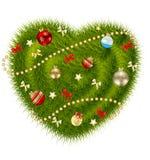 Abstraktes Schönheit Weihnachts- und des neuen Jahresinneres. lizenzfreie abbildung