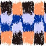 Abstraktes Schalmuster, Schaldesignhintergrund Stockbilder