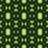 Abstraktes seamlees Muster mit Diamantformen Stockfotos