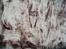 Abstraktes Segeltuch grunge Muster Stockfotografie