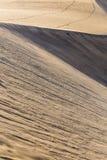 Abstraktes Sonderkommando von Sand-Düne-Kanarienvogel-Inseln, Spanien Stockfotos