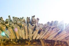 Abstraktes sonniges Bild Postkarte von den Ferien stockfotografie