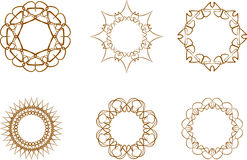 Abstraktes Sternsymbol vektor abbildung