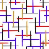 Abstraktes Streifenschmutzmuster Lizenzfreie Stockbilder