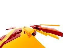 Abstraktes Structure017 Lizenzfreies Stockbild