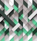 Abstraktes Strukturstromkreiscomputerdreieck-Technologiegeschäft Stockbilder