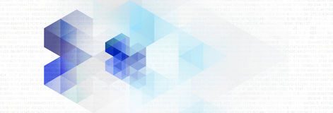 Abstraktes Technikkonzept Lizenzfreies Stockfoto