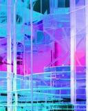 Abstraktes Techno   Lizenzfreie Stockbilder