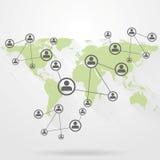 Abstraktes Technologiekonzeptdesign Lizenzfreie Stockfotos