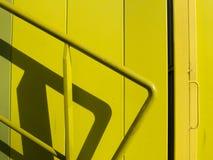 Abstraktes Treppenhaus Lizenzfreie Stockbilder