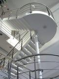 Abstraktes Treppenhaus Lizenzfreie Stockfotografie