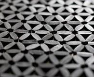 Abstraktes trivet Stockfotos