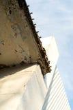 Abstraktes Turm-Block-Gebäude Lizenzfreies Stockbild