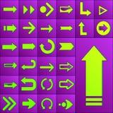Abstraktes vektorbild Lizenzfreies Stockbild