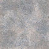 Abstraktes von Hand gezeichnetes Muster der Weinlese Stockfotografie