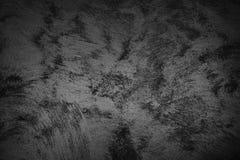 Abstraktes Wandschwarzes Stockbild