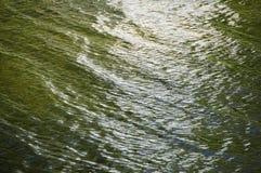 Abstraktes Wasser Stockfotos