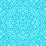 Abstraktes Wasser plätschert Muster Stockbilder