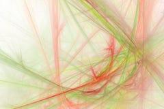 Abstraktes Web - Streifen Lizenzfreies Stockbild