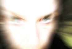 Abstraktes weibliches Gesicht Lizenzfreie Stockfotografie