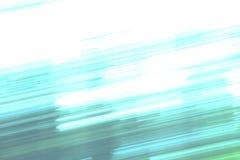 Abstraktes Weiche verwischte Hintergrund mit den blauen, grünen und weißen Farben Stockfoto