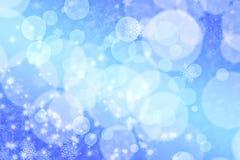 Abstraktes Weihnachten Lizenzfreies Stockfoto