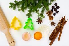 Abstraktes Weihnachts- und des neuen Jahreshintergrund Lizenzfreie Stockfotografie