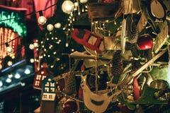 Abstraktes Weihnachtsbaummaterial Stockfotos
