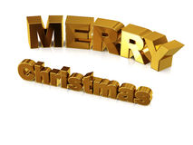 Abstraktes Weihnachtskonzept Stockfotos