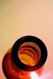 Abstraktes Wein-Flaschen-Design Lizenzfreies Stockfoto