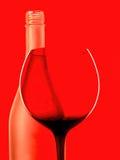 Abstraktes Wein-Hintergrund-Design Stockbilder