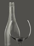 Abstraktes Wein-Hintergrund-Design Lizenzfreie Stockbilder