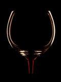 Abstraktes Wein-Hintergrund-Design Lizenzfreie Stockfotografie