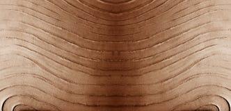 Abstraktes Wellenmuster auf Sandzement Lizenzfreie Stockfotos