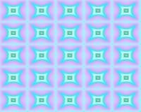 Abstraktes wiederkehrendes Muster Lizenzfreies Stockbild
