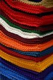 Abstraktes Woollens Stockbilder